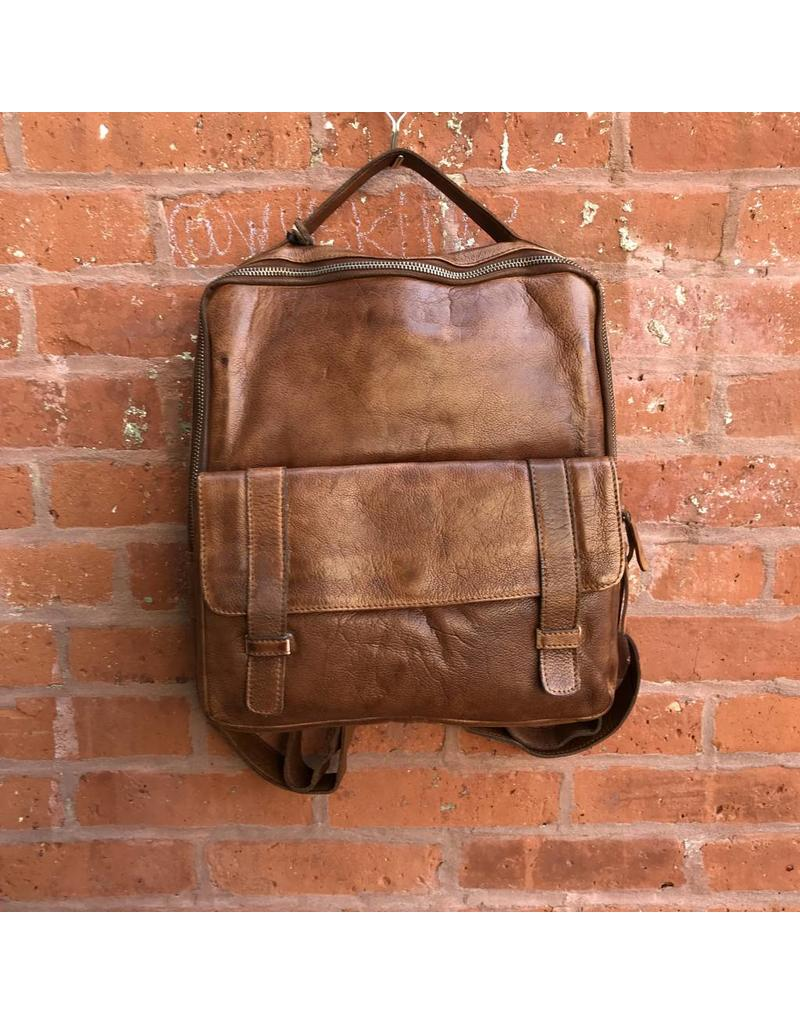 Latico Leathers Hester Backpack - Cognac