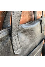 Latico Leathers Preston Charcoal
