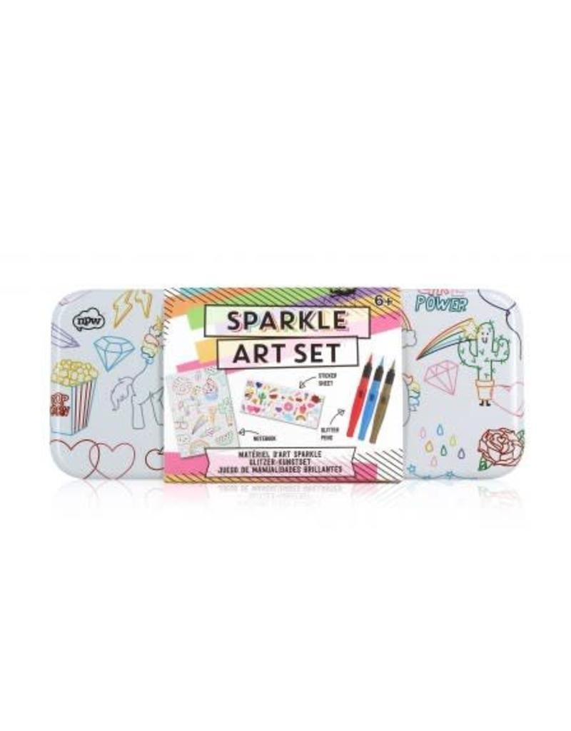 Sparkle Art Set