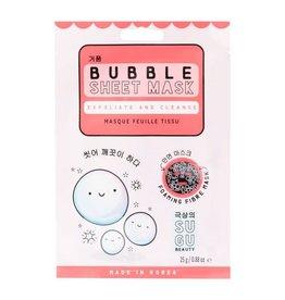 Bubble Sheet Mask