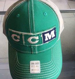 CCM CCM Trucker Hat - Green