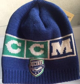CCM CCM Knit Beanie with Comets Logo