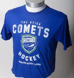 47 Brand Utica Comets Hockey AHL - Blue Tee