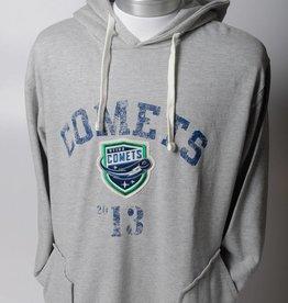 Old Time Hockey Comets 2013 Grey Hoodie