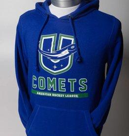 47 Brand U Logo Comets AHL Hoody - Blue