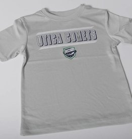 Colosseum Toddler Tee - Grey Utica Comets