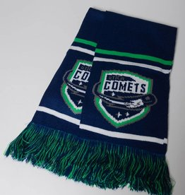 Comets Blue Scarf
