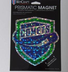 Wincraft Prismatic Magnet - Utica Comets Logo