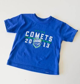 Toddler Classic Tee - Royal Blue
