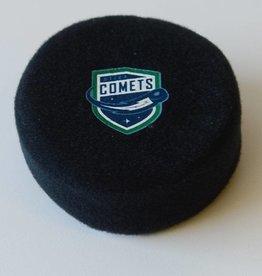 Mascot Factory Plush Hockey Puck