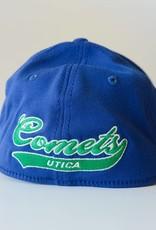 CCM CCM Comets Branded Hat - Blue w/ Grey Brim