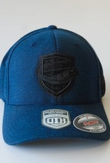 Old Time Hockey OTH - Blue with Black Logo Hat
