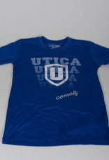 Colosseum Repeated Utica - Royal Blue Youth Tee