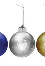 Light Up Bulb Ornament