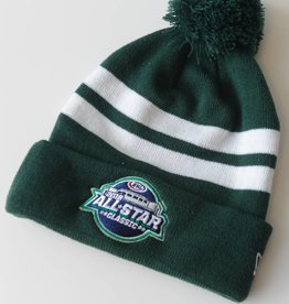 New Era All Star - Green Winter Pom Hat
