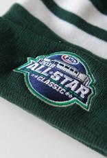 New Era All Star - Green Winter Pom Hat