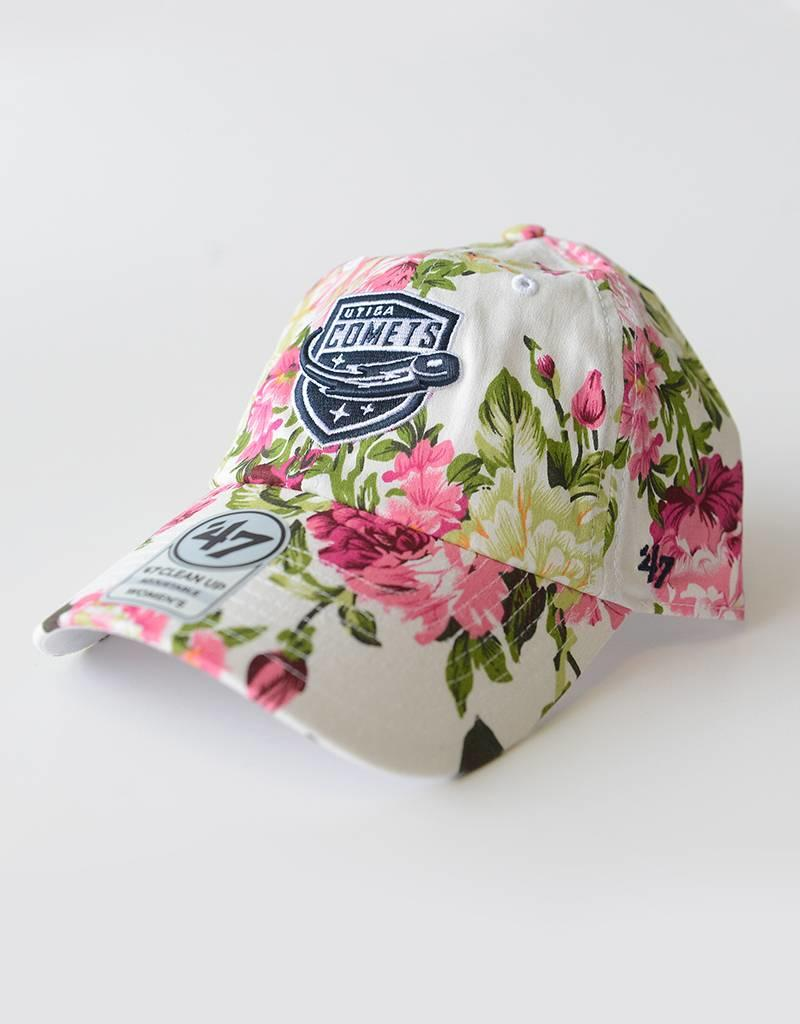 47 Brand Women's Adjustable Rosalynn Floral Hat