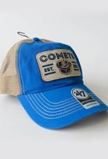 47 Brand 47 Clean Up - Salna Blue Trucker Patch Hat