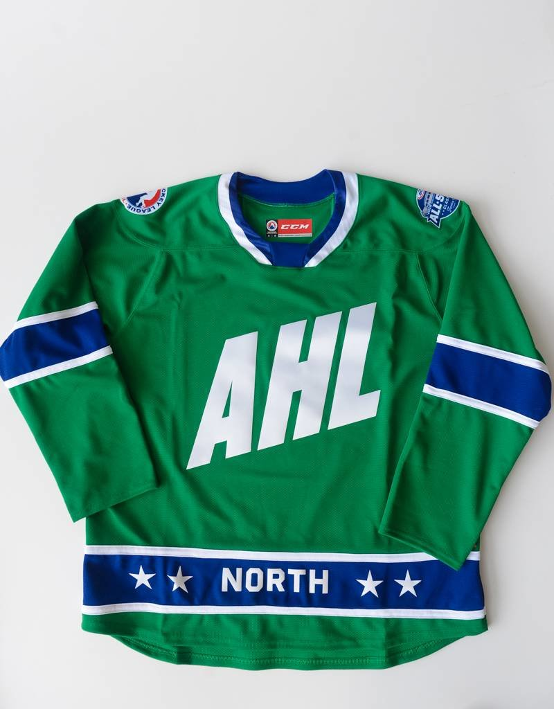 CCM All Star Jersey - Green