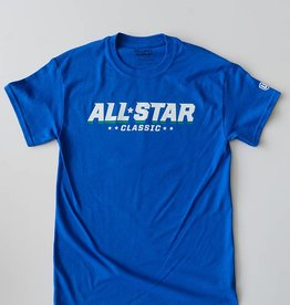 All Star Apparel - Blue Tee