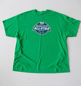 All Star Apparel - Green Tee