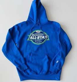 All Star Apparel - Blue Sweatshirt