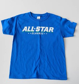 All Star Apparel - Youth Blue Tee