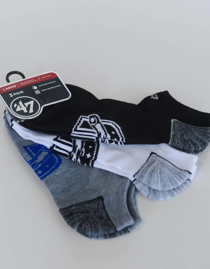 47 Brand Short Comets Socks