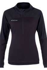 CCM Jr. Comets Women's 1/4 Zip Pullover