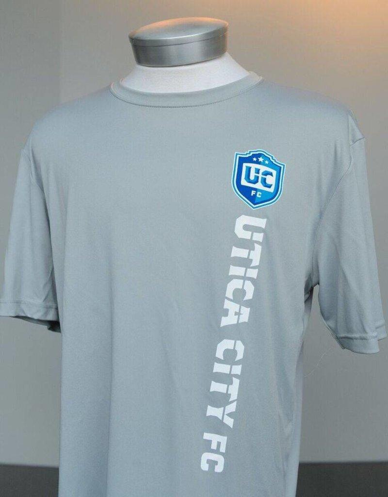 Sport-Tek UCFC Men's Grey T-Shirt