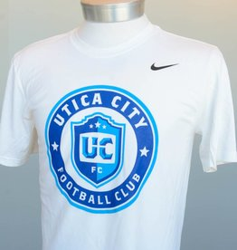 Nike UCFC Men's White Nike Dri-Fit T-Shirt
