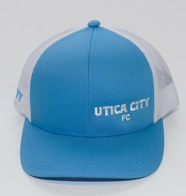 Pacific Headwear UCFC Light Blue Trucker Hat