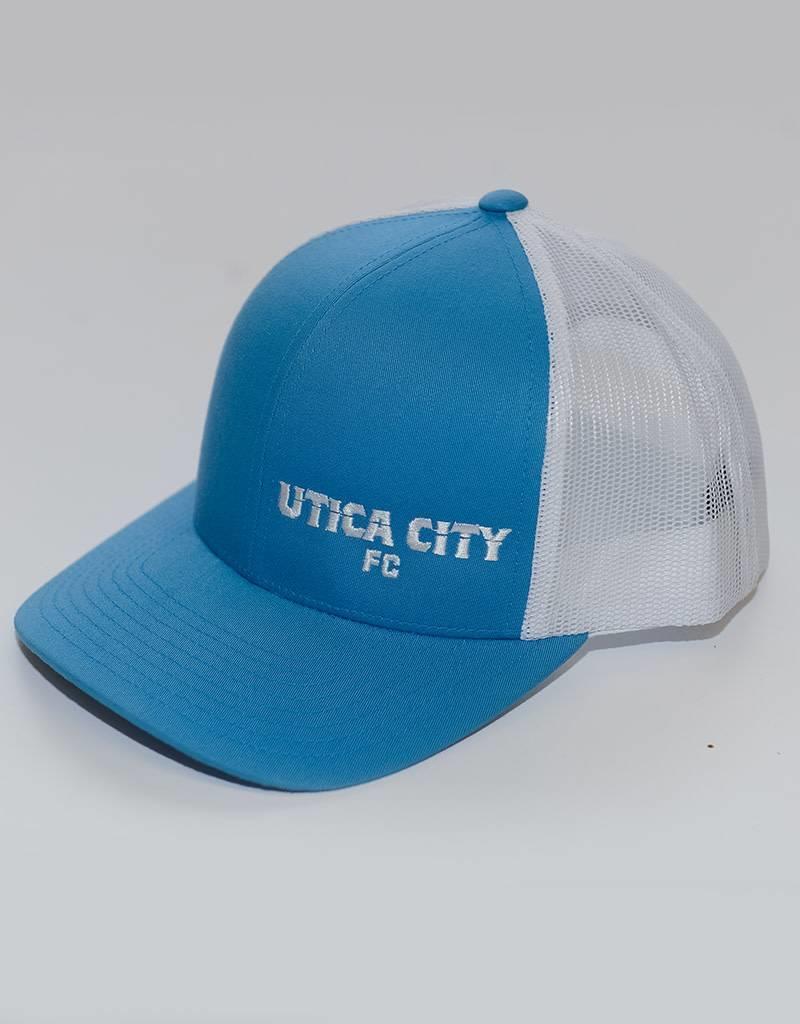 Pacific Headwear UCFC Light Blue Trucker Hat