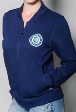 Sportiqe Women's UCFC Laine Navy Jacket w/ Roundel Logo