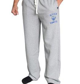47 Brand Grey Rollout Fleece Sweatpants w/ Comets Shield Logo