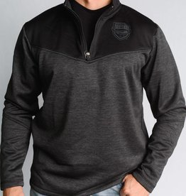Colosseum Colosseum Men's Blackout 1/4 Zip Pullover
