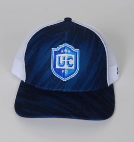 UCFC Adjustable Mesh Back Navy/White Trucker Hat