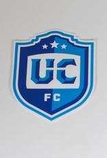 UCFC Crest Sticker