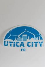 UCFC City Skyline Sticker