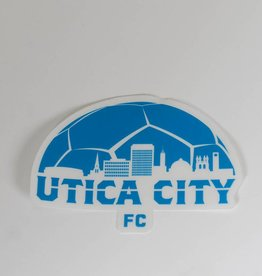 UCFC City Skyline Sticker