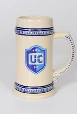 UCFC Beige Stone Beer Stein