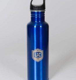 UCFC Stainless Steel Water Bottle w/ Crest