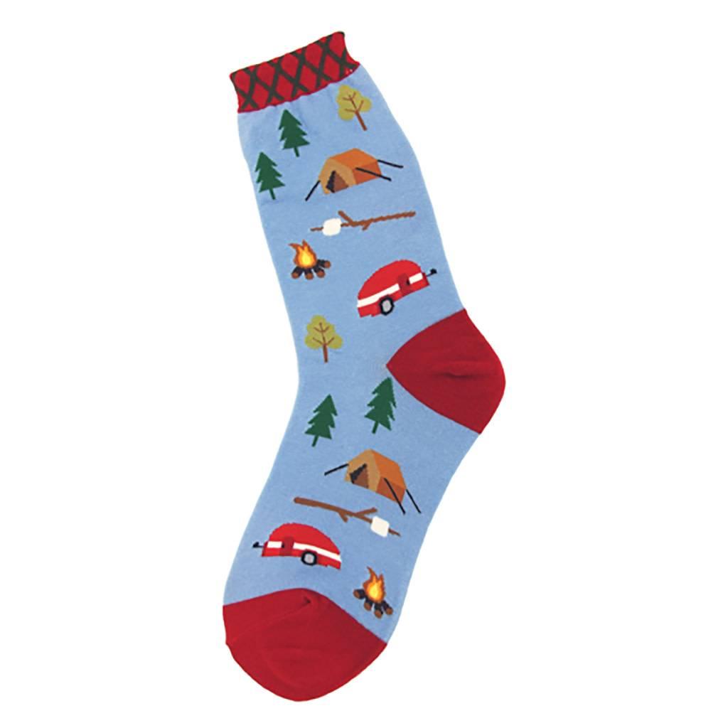 Foot Traffic Camping Women's Socks