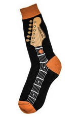 Foot Traffic Men's Guitar Neck Socks
