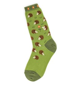 Foot Traffic Hedgehog Women's Socks