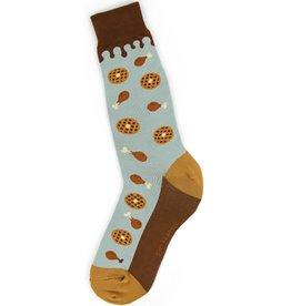 Foot Traffic Chicken & Waffles Men's Socks