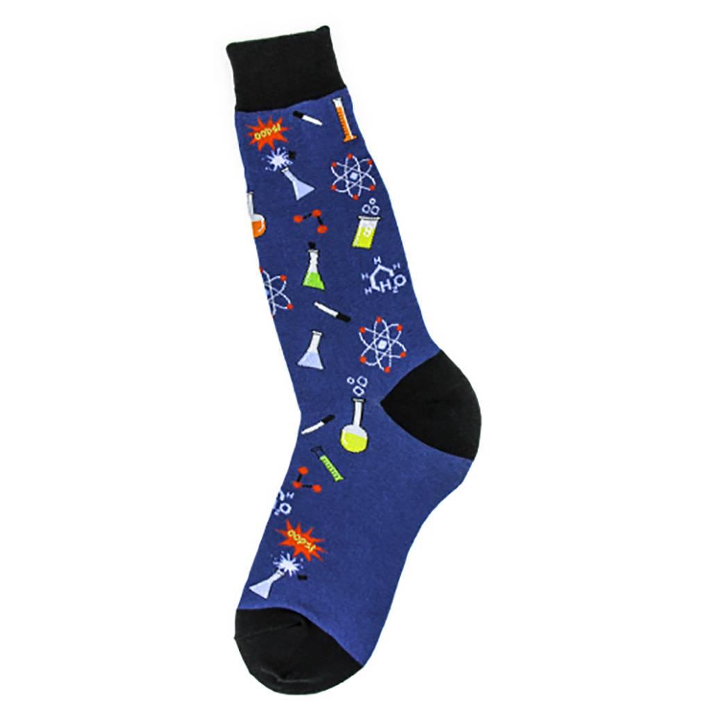 Foot Traffic Chemistry Men's Socks