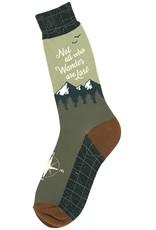 Foot Traffic Wanderer Men's Socks