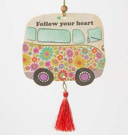 "Natural Life Air Freshener ""Follow Your Heart"""