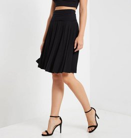 MaiTai Jersey Knit Fold-Over Skirt